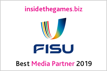 FISU Best Media Partner 2019