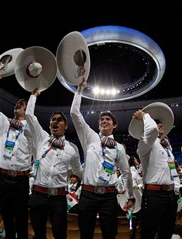 Guadalajara Opening_Ceremony_October_14_2011