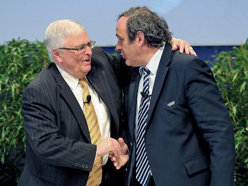 Michel Platini_with_Theo_Zwanziger