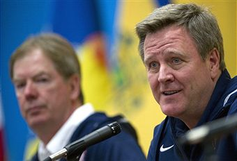 Scott Blackmun_with_Larry_Probst_Pan_American_Games_October_13_2011