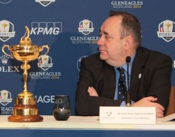 Alex Salmond_announces_dates_of_2014_Ryder_Cup_November_29_2011