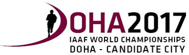 Doha 2017_logo