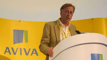 Ed Warner_at_Aviva_branded_podium