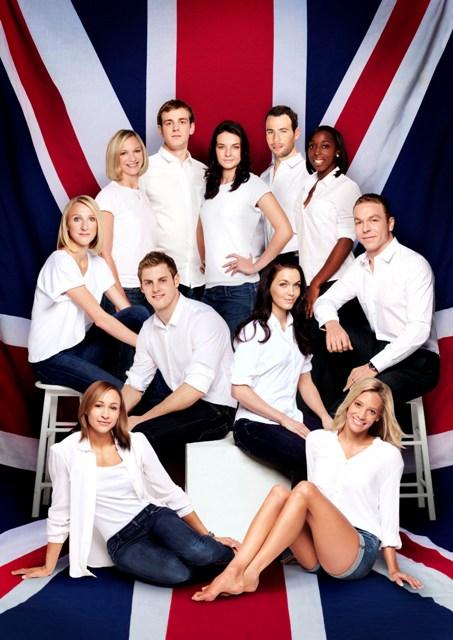 PG UK_Olympic_ambassadors