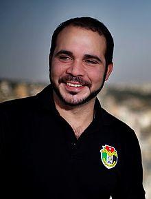 Prince Ali_Bin_Al_Hussein_in_tee-shirt