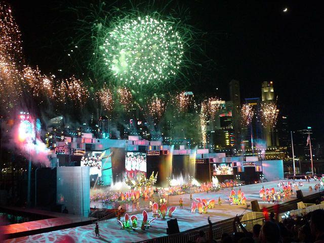 Singapore 2010_Opening_Ceremony