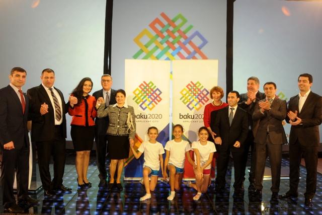Baku 2020_logo_launch_December_21_2011