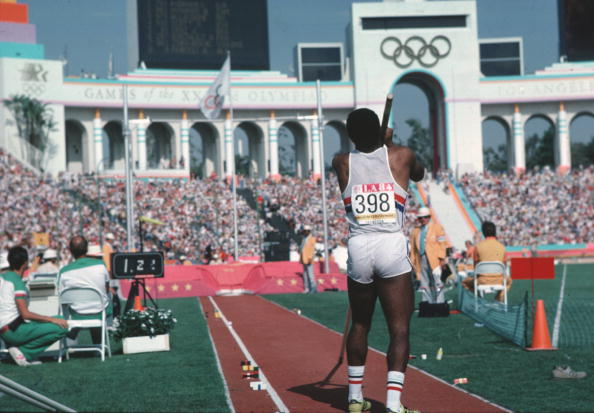 Daley Thompson_at_Los_Angeles_Olympics_August_1_1984