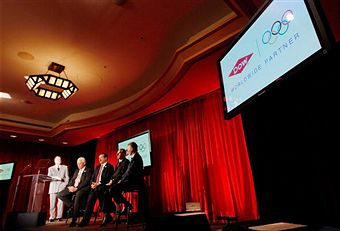 Dow Chemical_Olympic_launch