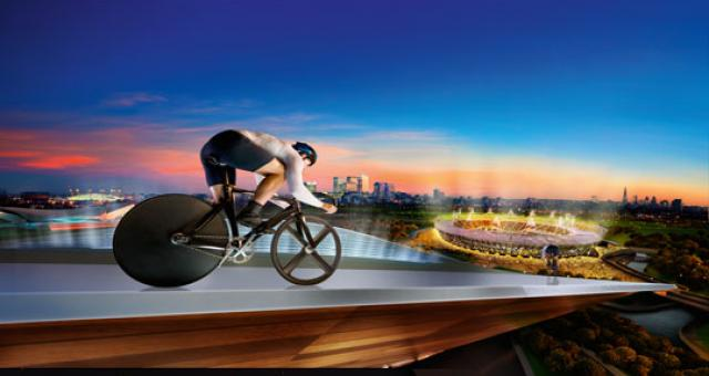 London 2012_velodrome_advert_for_tickets