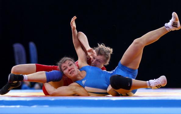 Olga Butkevych_London_2012_test_event_ExCel_December_10_2011