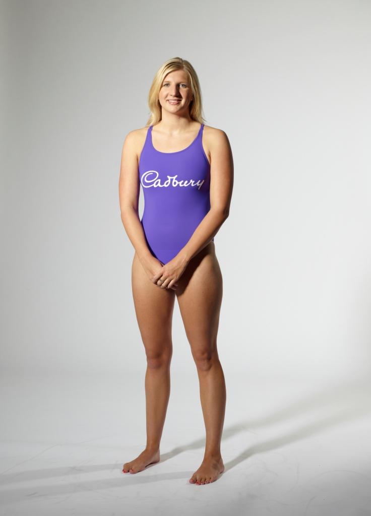 Rebecca Adlington_in_Cadbury_swimsuit