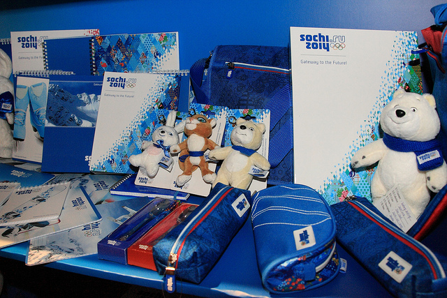 Sochi 2014_merchandise_on_sale