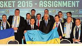 Ukraine awarded_2015_European_Championships_December_2011
