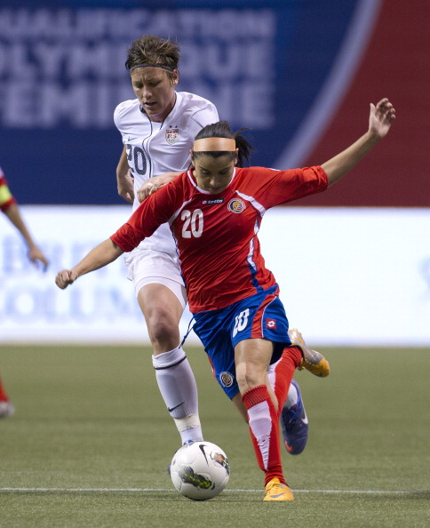 Abby Wambach_v_Costa_Rica_London_2012_qualifying_January_2012