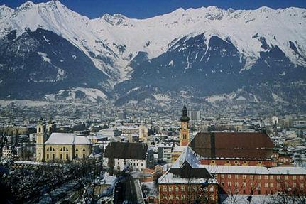 Innsbruck with_snow