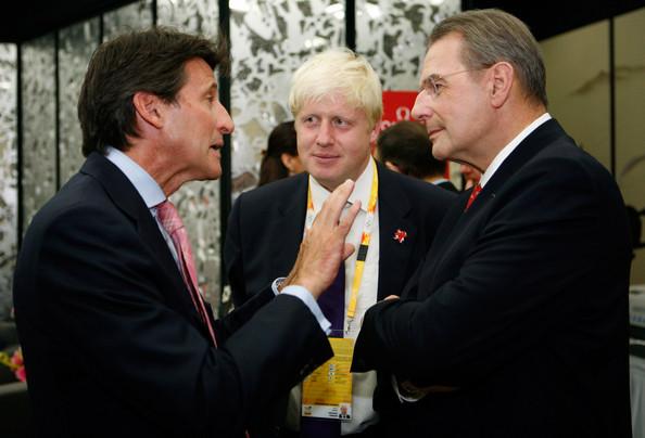 Jacques Rogge_with_Sebastian_Coe_and_Boris_Johnson