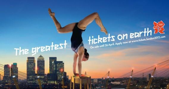 London 2012_gymanstics_ticket_poster