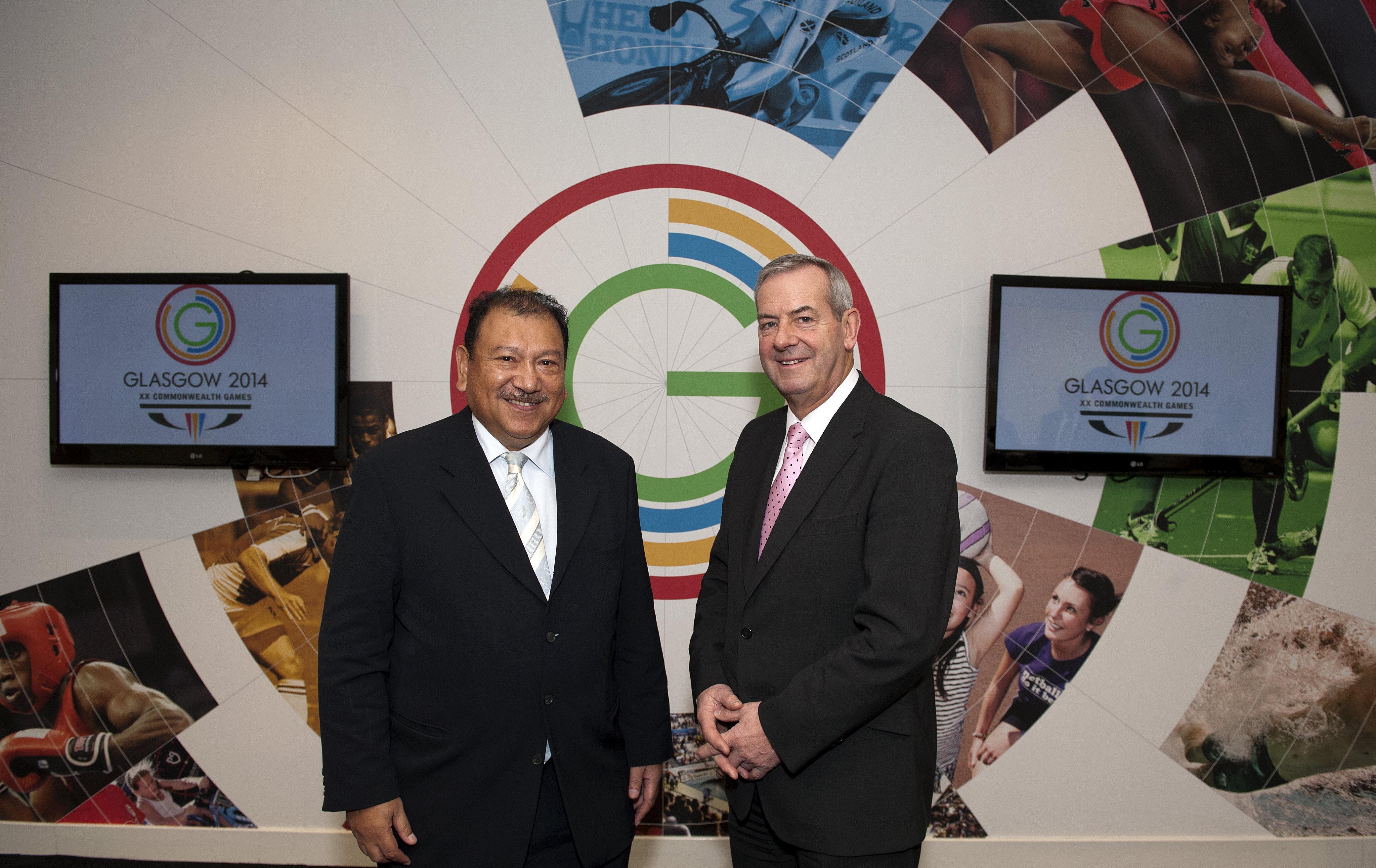 Lord Smith_with_Prince_Tunku_Imran_Glasgow_January_19_2012