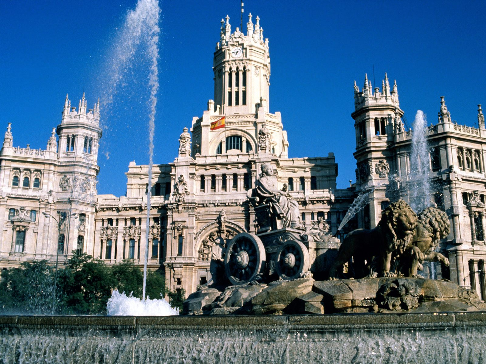 Plaza de_Cibeles
