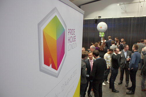 Pride House_launch