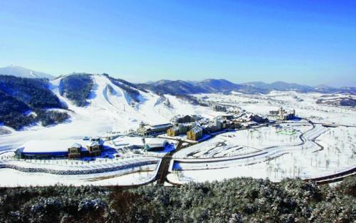 Pyeongchang general_view