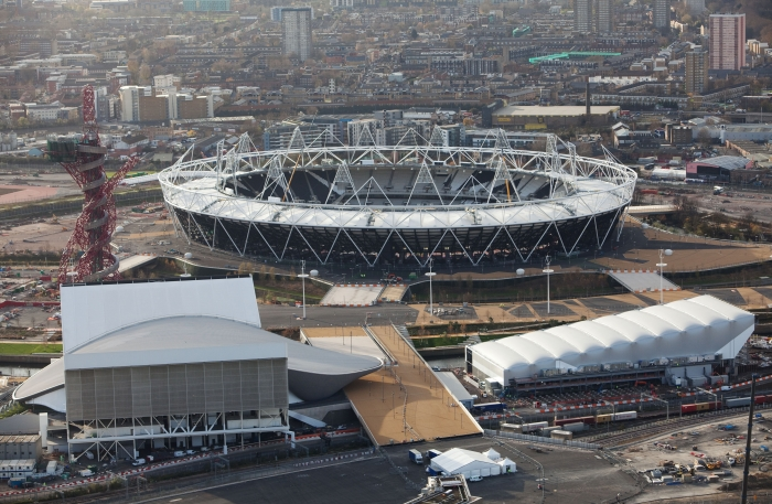 The Olympic_Stadium_Aquatics_Centre_and_Water_Polo_Arena_16-01-12