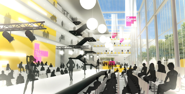 UK Fashion Hub idea post London 2012