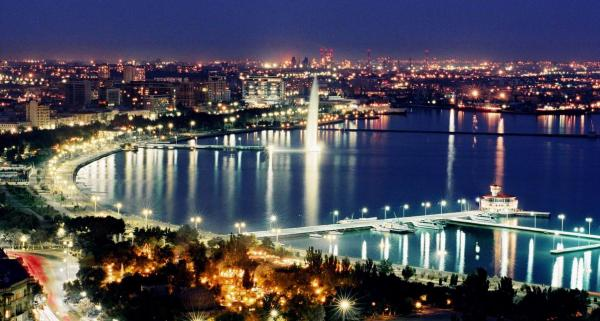 Baku at_night