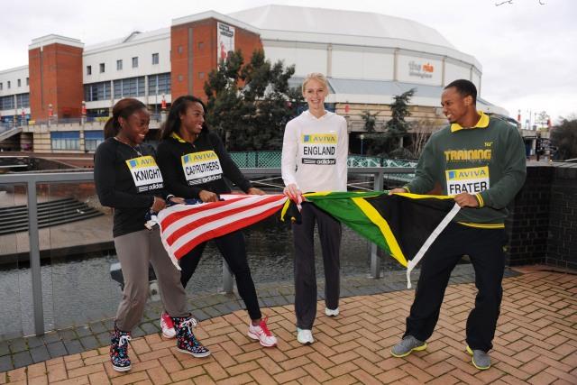 Birmingham welcomes_Jamaicans_with_Hannah_England_February_16_2012