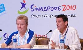 Colin Moynihan_with_Sebastian_Coe_Singapore_August_2010