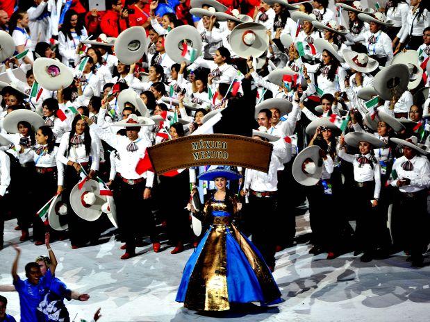 Guadalajara 2011_opening_ceremony