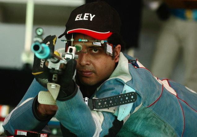 Joydeep Karmakar_shooting