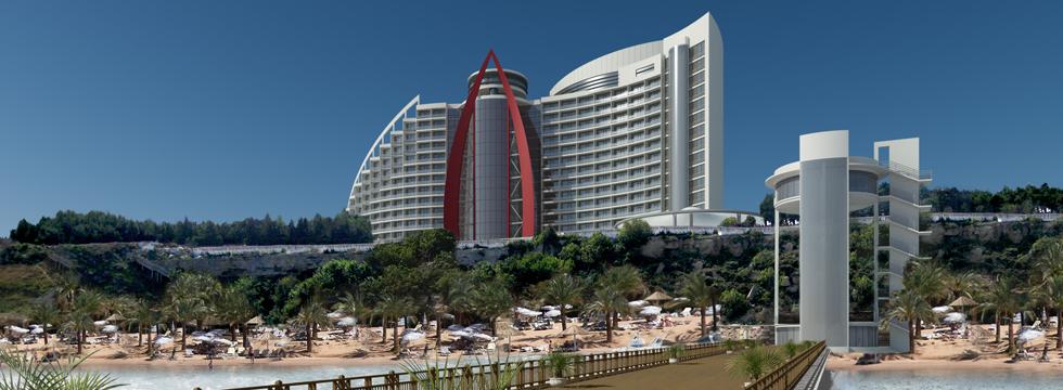 Jumeirah Bilgah_Beach_Hotel_Baku
