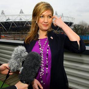 Karren Brady_being_interviewed_by_London_2012_Olympic_Stadium