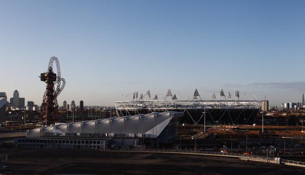 Olympic Park_with_stadium_aquatics_centre_February_2012