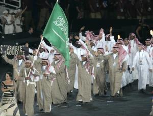 Saudi Arabian_team_at_Athens_2004