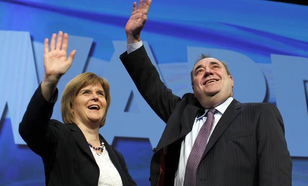 Alex Salmond_SNP_Spring_Conference_Glasgow_March_10_2012