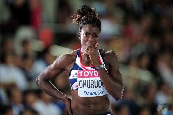 Christine Ohuruogu_27-03-12