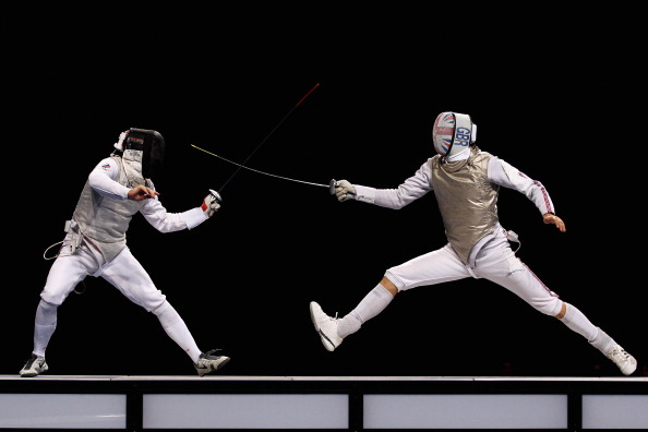 Fencing Copenhagen_-_Richard_Kruse