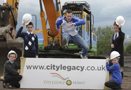 Glasgow 2014_Athletes_Village_2