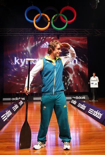 Kynan Maley_London_2012_Australia_team_kit_launch_March_28_2012
