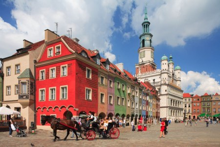 Poznan old_town