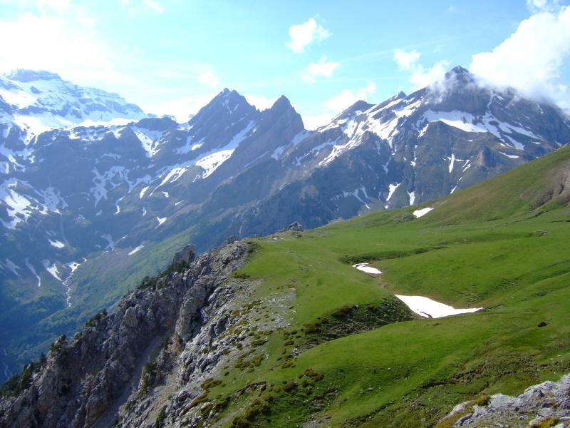 Pyrenees Mountains_Spain