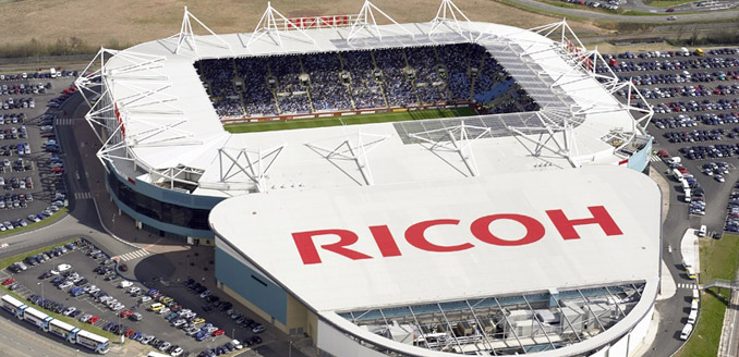 Ricoh Arena_Coventry