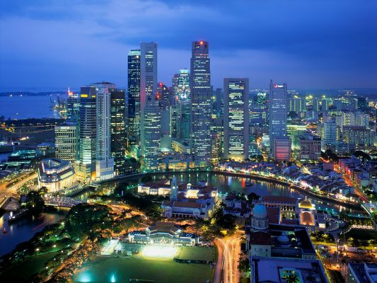 Singapore at_night