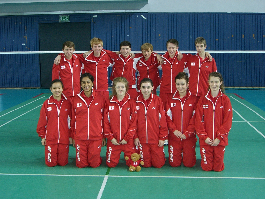 Team England_School_Games_Badminton_Squad_28-03-12