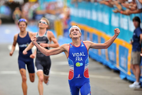 Triathlon World_Cup_-_Laurent_Vidal