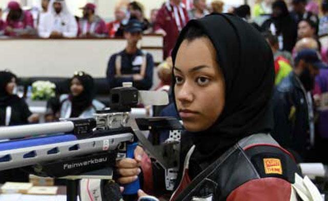 Bahia Al-Hamad_shooting