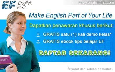 English Firstq